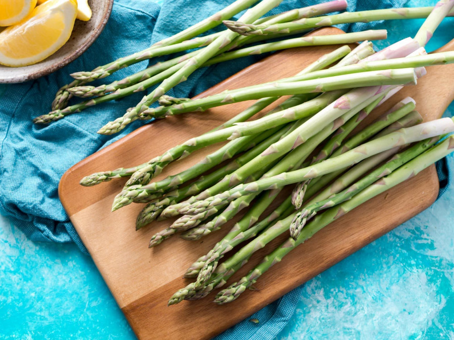 How do you cook asparagus?