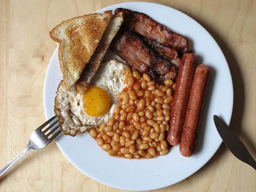 What's the best thing to eat when you're hungover?